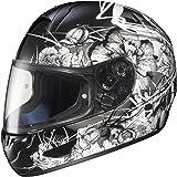 HJC Virgo Women's CL-16 On-Road Motorcycle Helmet - MC-5 / X-Large