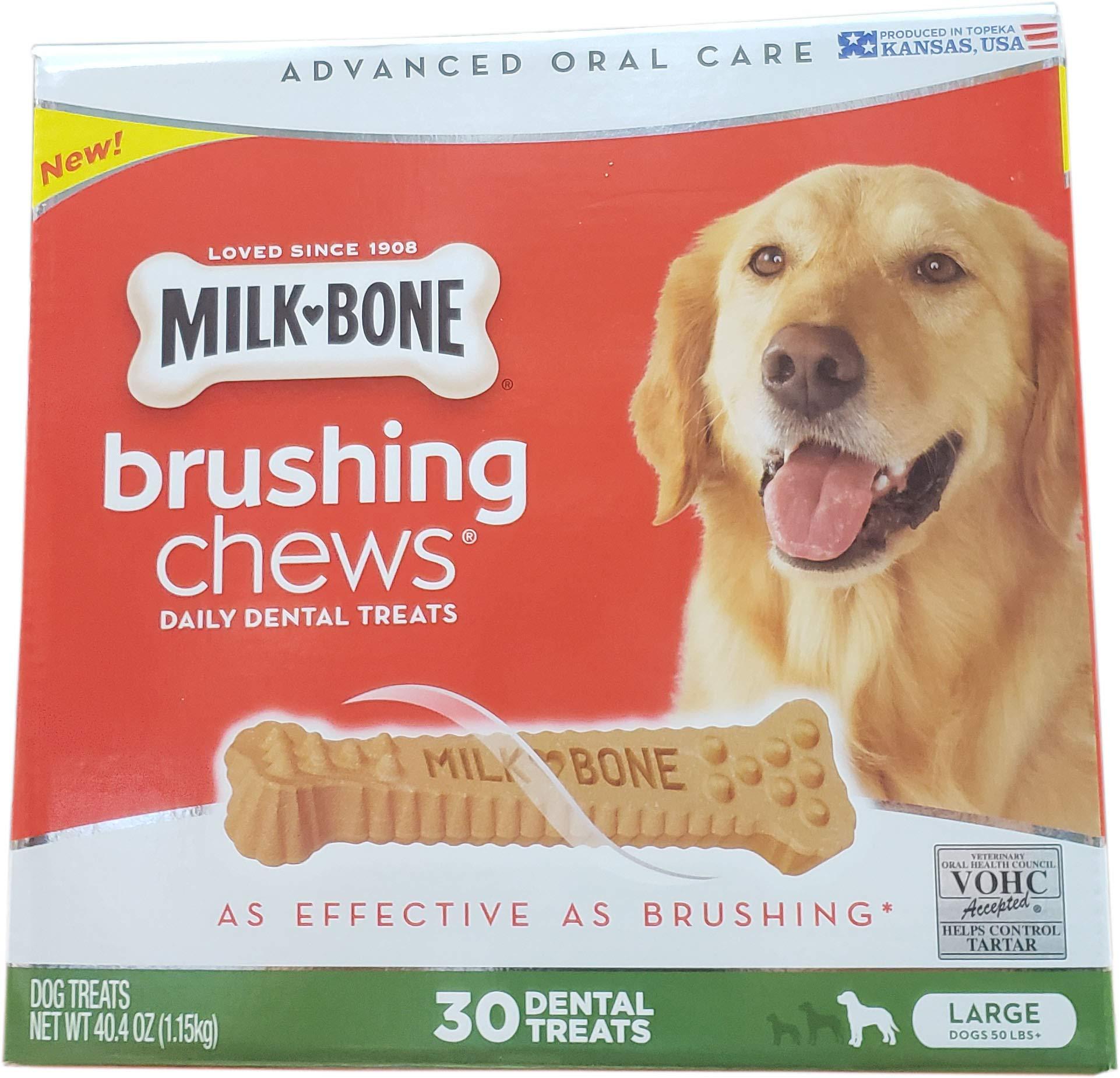 Milk-Bone Brushing Chews Large (40.4 OZ)