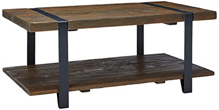 Alaterre Modesto Rustic Coffee Table –