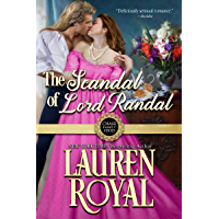 The Scandal of Lord Randal (Chase Family Series Book 6) (English Edition)