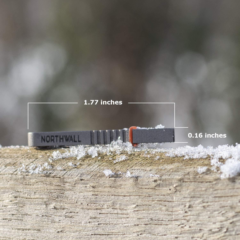 Amazon.com: Titanium Tweezers Keychain by Northwall, Small ...