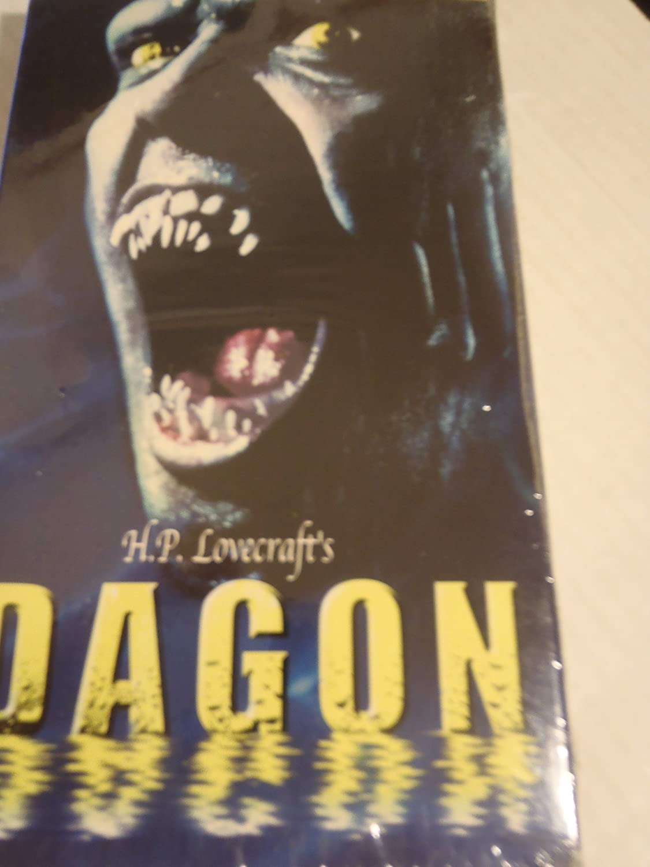 Dagon [VHS]