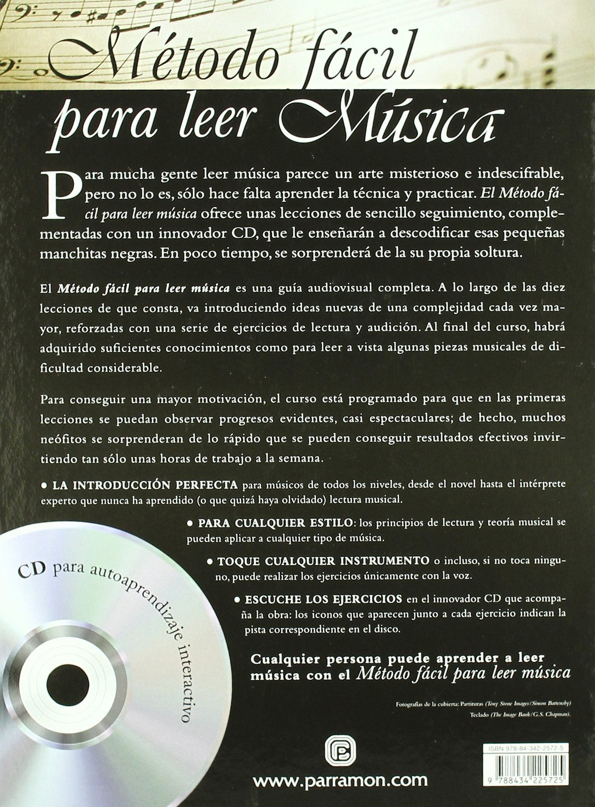 METODO FACIL PARA LEER MUSICA (Música): Amazon.es: Terry Burrows, CARLTON BOOKS LIMITED: Libros