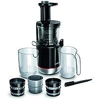 Bosch MESM731M SlowJuicer SlowJuicer, zacht sap, zeer stil, eenvoudige reiniging, voor harde groenten en fruit, 150 watt…