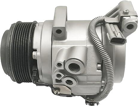RYC Remanufactured AC Compressor and A//C Clutch GG348