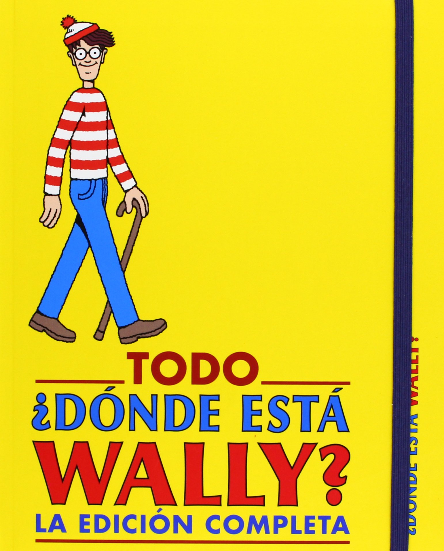 Download Todo dónde está Wally?: Edición Completa / Where is Wally?: Complete Edition (Spanish Edition) PDF