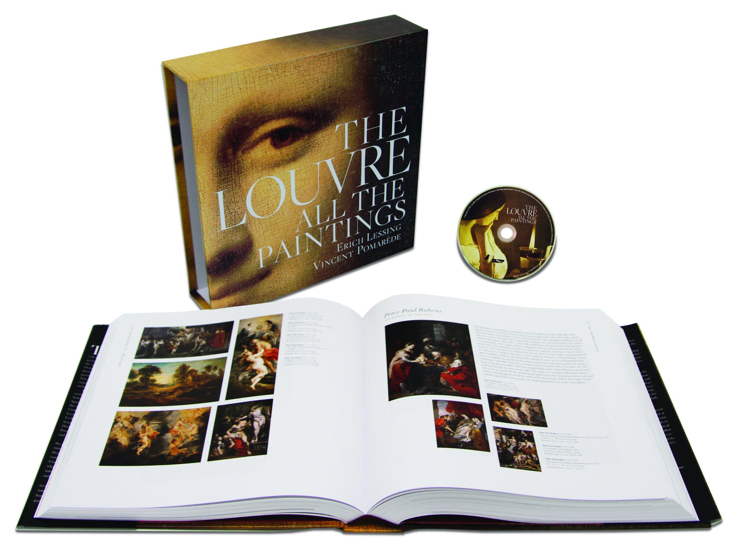 The Louvre All the Paintings Vincent Pomar¨de Erich Lessing
