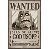 ONE PIECE - Poster Wanted Usopp New (52x35)