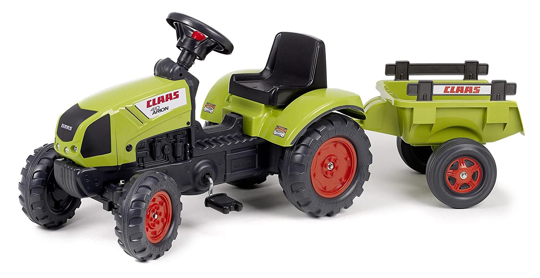Tracteurs et remorques jeux et jouets - Tracteur remorque enfant ...