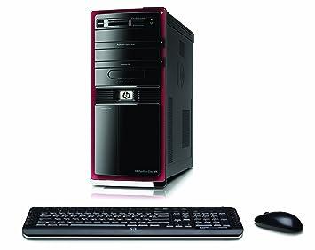 HP Pavilion Elite HPE-120fr 2.8GHz i7-860 Micro Torre Negro PC -