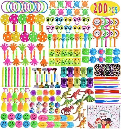 Amazon.com: Max Fun - Juego de 200 juguetes surtidos de ...