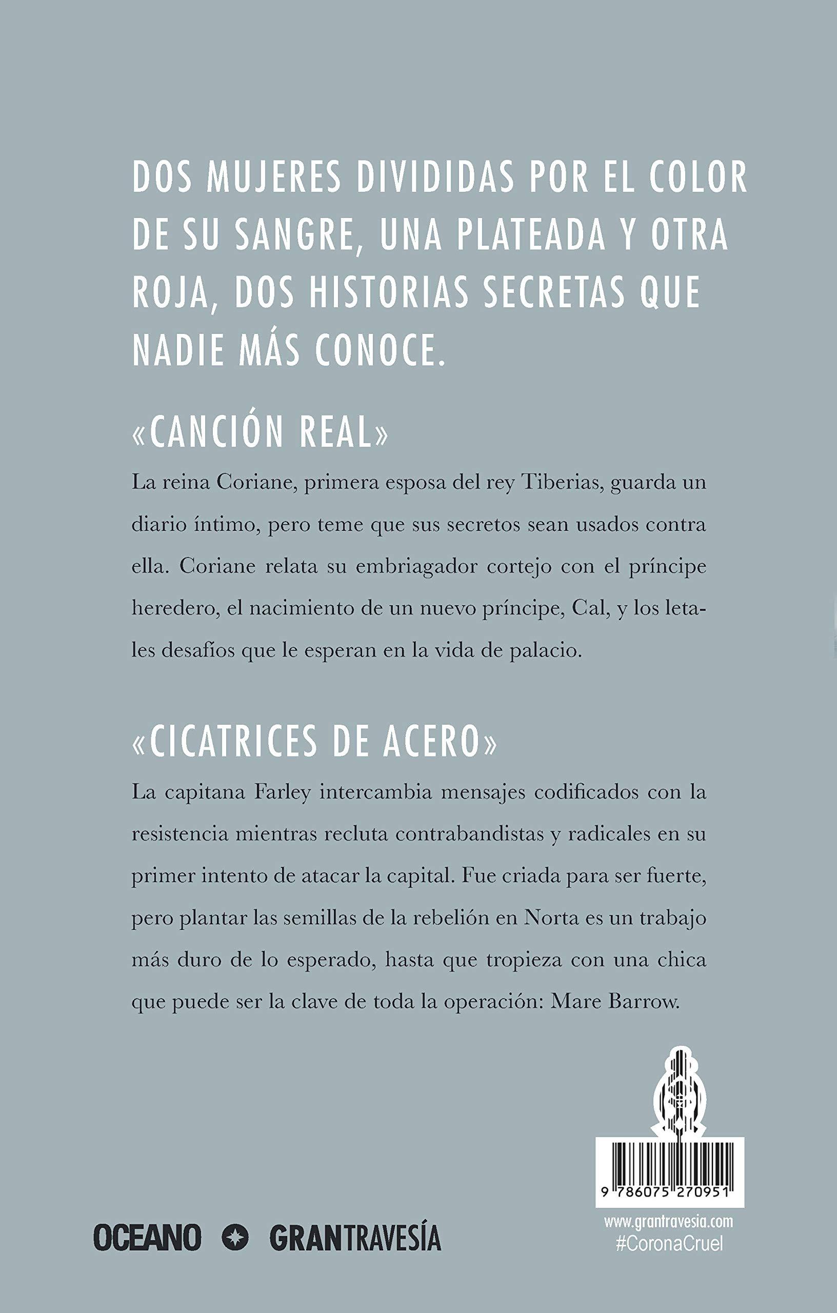 Corona Cruel (La Reina Roja): Amazon.es: Victoria Aveyard: Libros