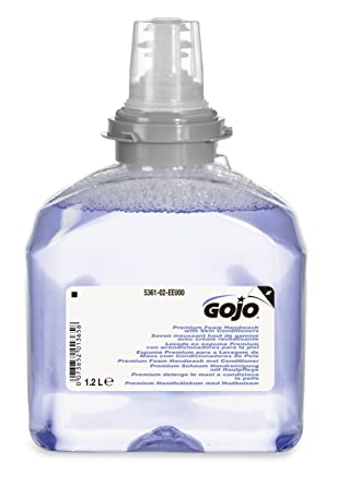 GOJO 5361-02-EEU00 - Pack de 2 recargas de jabón con acondicionadores para