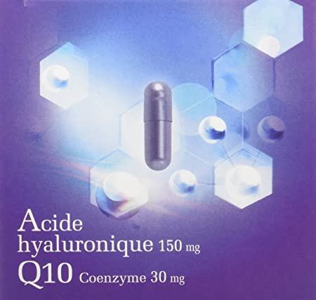 Amazon.com: Arkopharma Perles de Peau Q10 Acide Hyaluronique 120mg 30 capsules: Health & Personal Care