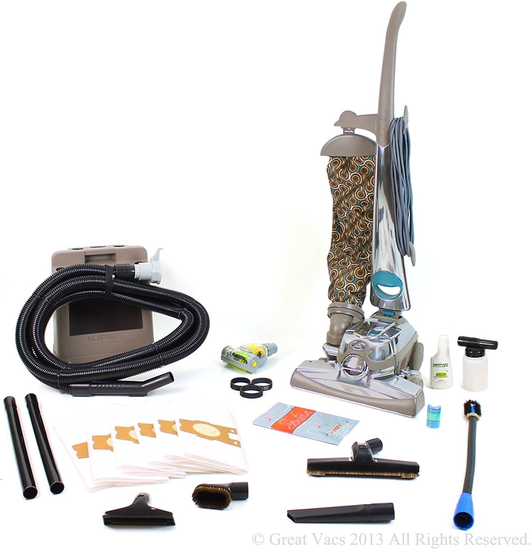 GV El aspirador de Sentria 2 con herramientas, cepillo turbo ...