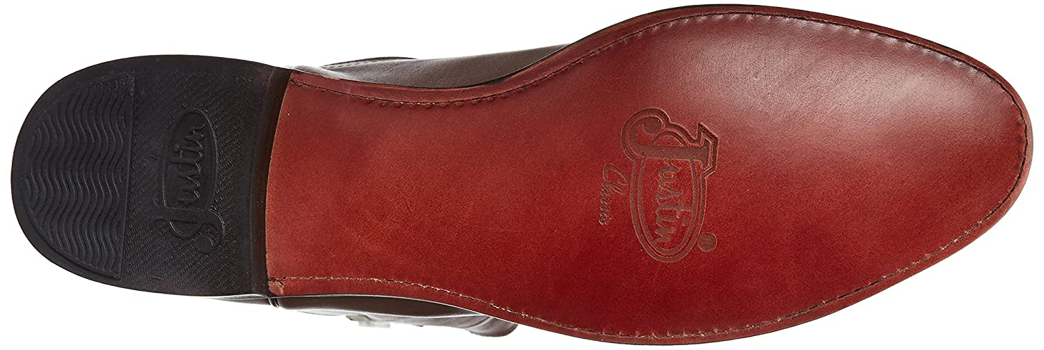 Justin Boots Mens Ropers Equestrian Boot
