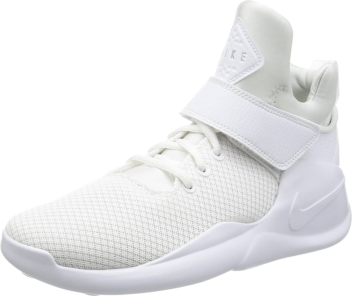Nike Wmns Kwazi, Zapatillas de Baloncesto para Mujer, Blanco ...