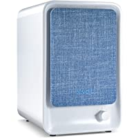 LEVOIT LV-H126 Air Purifier with HEPA Filter, Desktop Air Cleaner for Allergies and Pets, Odor Eliminator for Smokers, Smoke, Dust, Mold, Pollen and Home, Quiet, 3 Fan Speed, US-120V, 2-Year Warranty