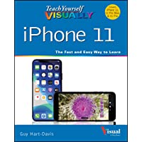 Teach Yourself VISUALLY iPhone 11, 11Pro, and 11 Pro Max