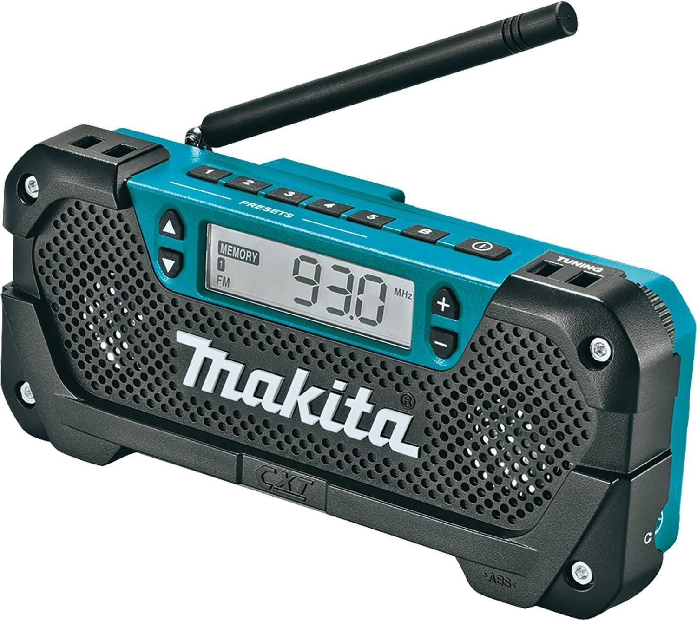 Makita RM02 Compact Jobsite Radio