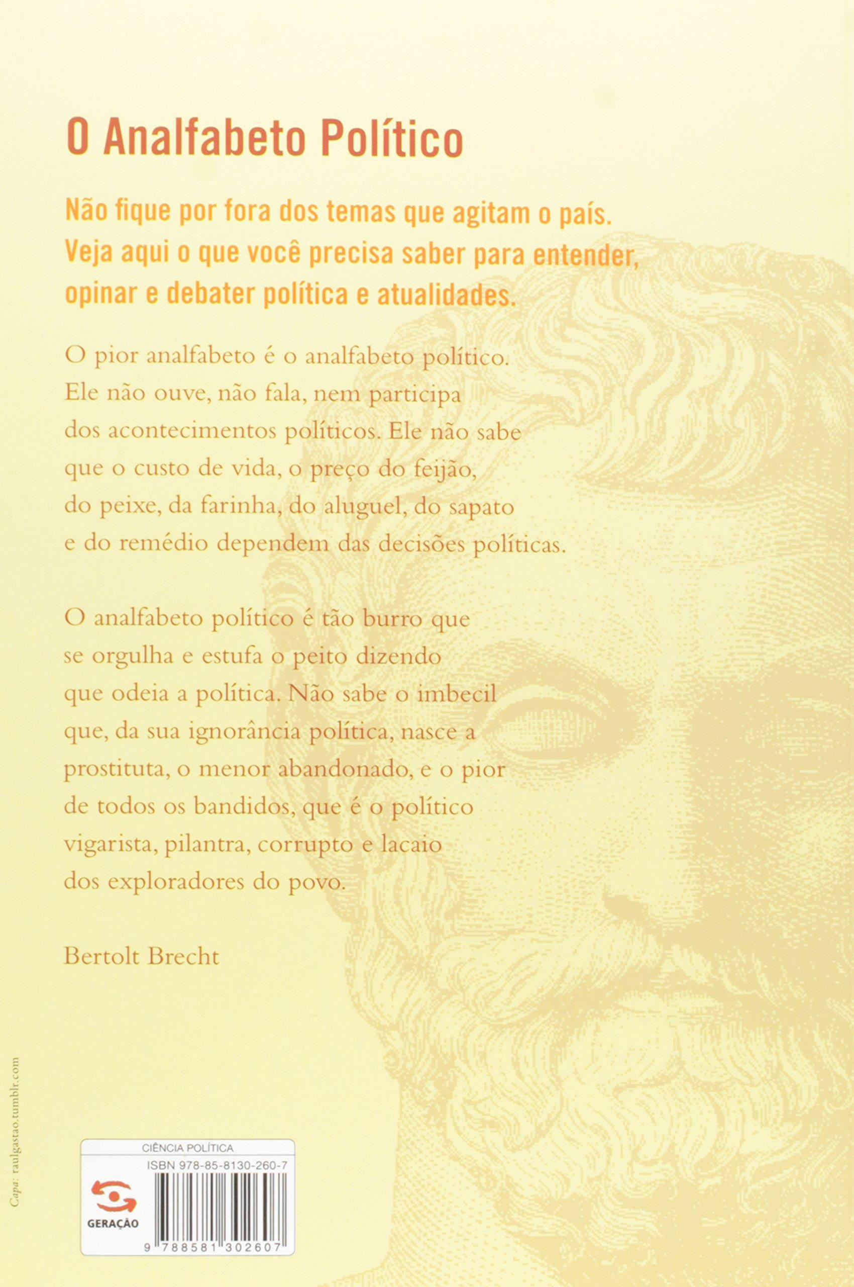 Politica: Um Guia Politicamente Correto Para Entender o Sistema de Poder no Brasil, Opinar e Debater a Respeito: Míriam Moraes: 9788581302607: Amazon.com: ...