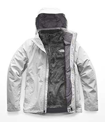 The North Face Women s Osito Triclimate Jacket - Tin Grey   Tin Grey - XS 7ba957181b