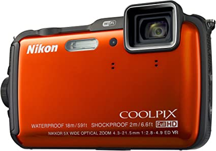 COOLPIX AW120(発売日:2014年2月