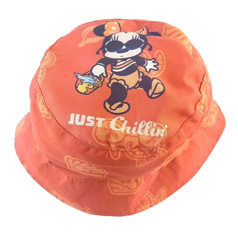 Amazon.com  Disney Minnie Mouse Infant Swim Bucket Hat with Chin Strap Just  Chillin  Clothing 263edcdfeec
