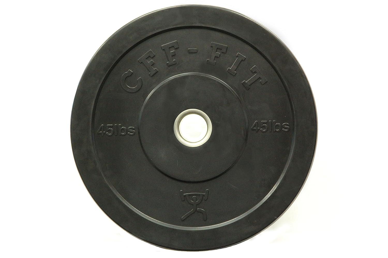 CFF Rubber Bumper Plate