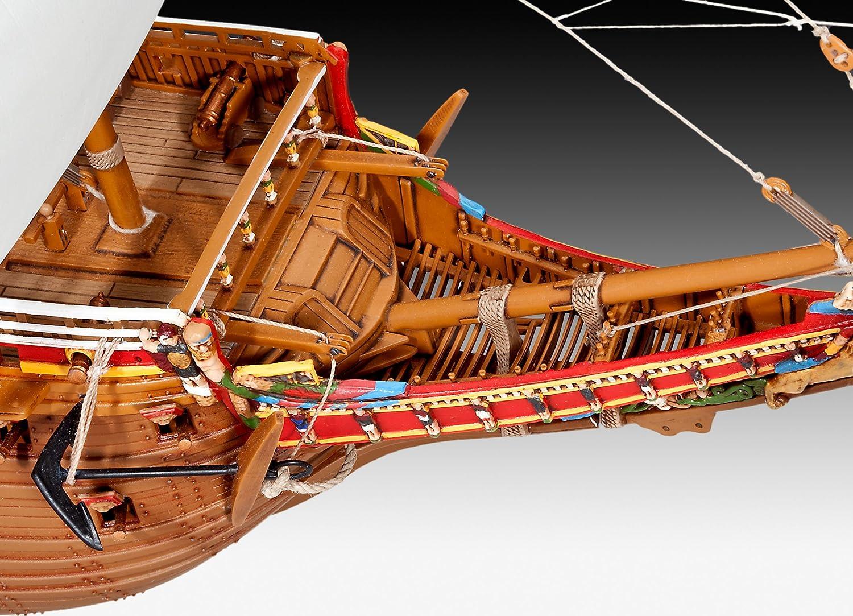 330 Pi/èces Revell Maquette De Bateau Echelle 1//150 Coffret Cadeau Vasa 05719