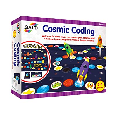Galt Toys Cosmic Coding Game: Toys & Games