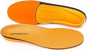 Superfeet unisex adult Premium-m Insole Mens Shoe insert