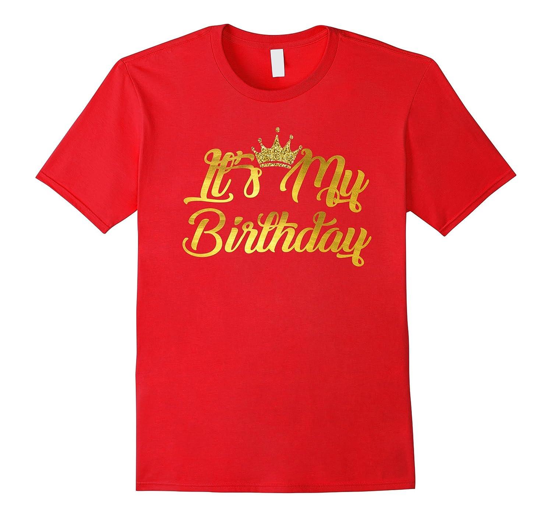 Womens Birthday T shirt Happy Cranberry-Tovacu