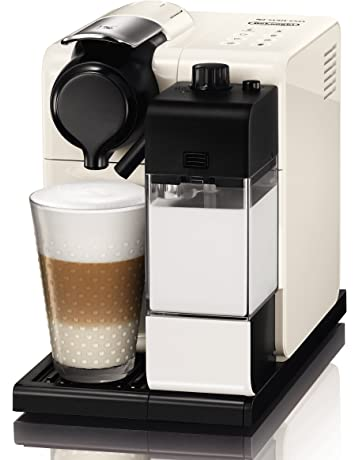 Nespresso EN550.B Lattissima Touch Automatic Coffee Machine, Black