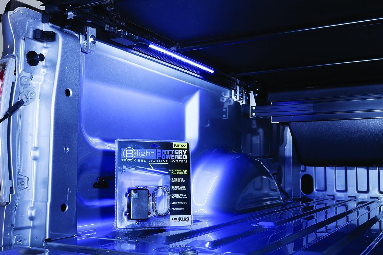 36, Battery Powered TruXedo 1705419 Under Rail Truck Bed Lighting System