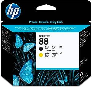 HP 88   Ink Printhead   Black & Yellow   C9381A