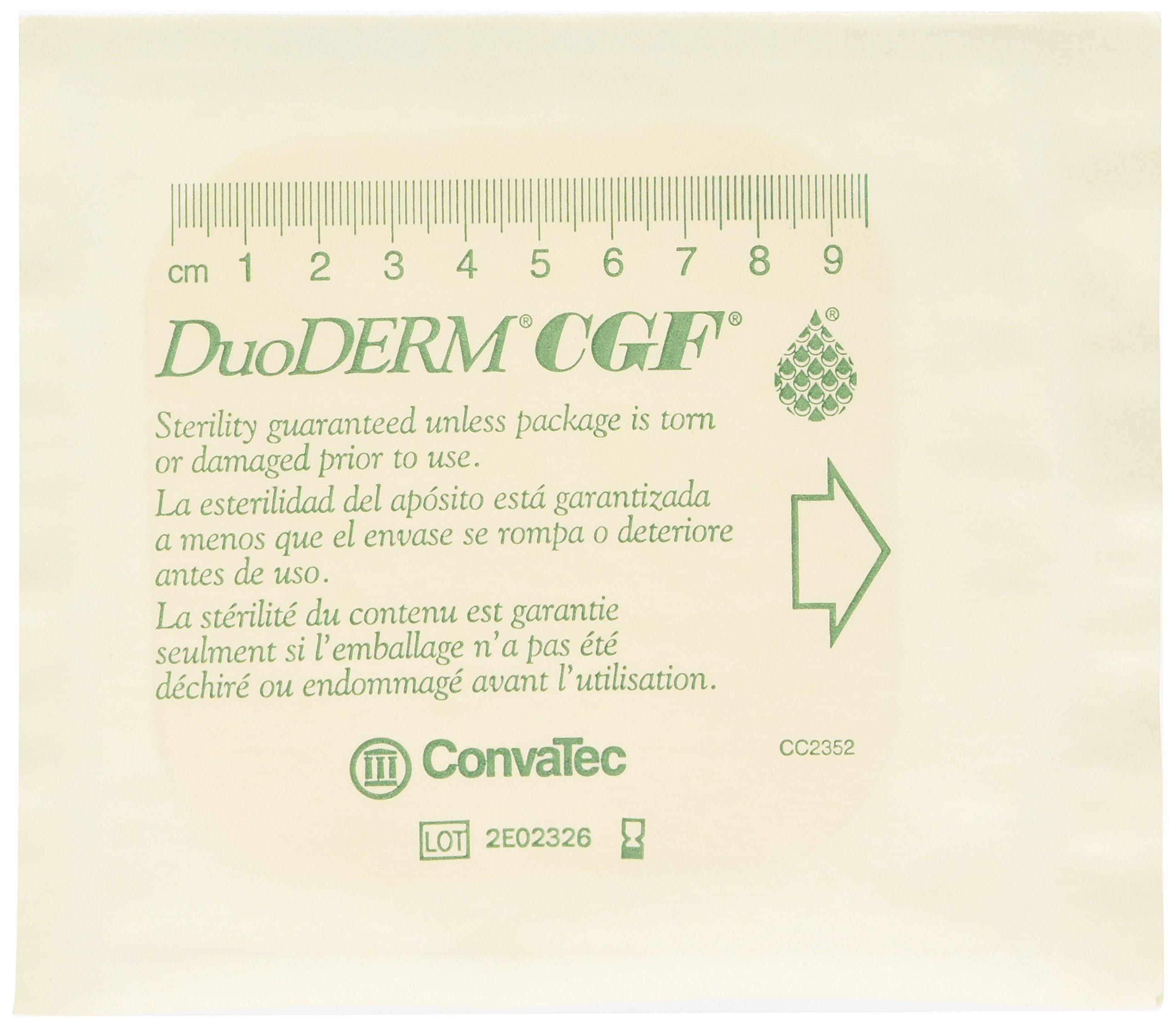 DUODERM CGF 4x4, Box of 5, 187660