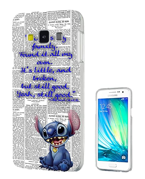 coque samsung j5 2015 stitch