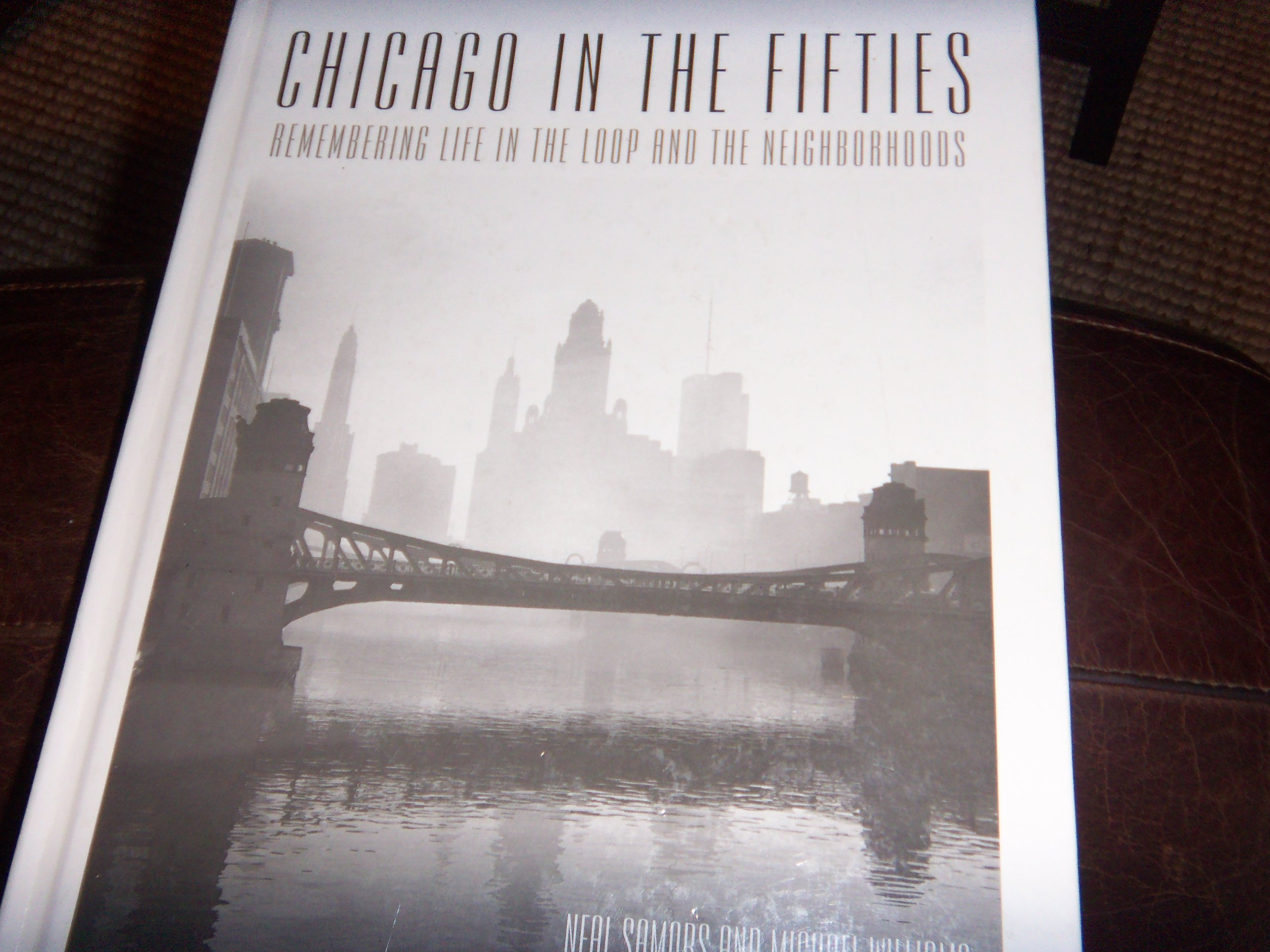 Download Chicago in the Fifties: Remembering Life in the Loop and the Neighborhoods pdf