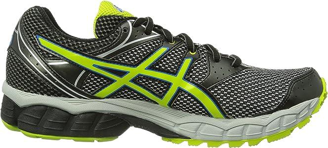 Asics Gel Pulse 6 G-TX - Zapatillas de Running para Hombre, Color Silv/Lime/Blk, Talla 40: Amazon.es: Zapatos y complementos