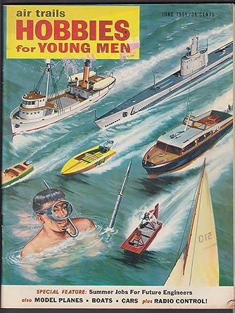 hobbies for young men