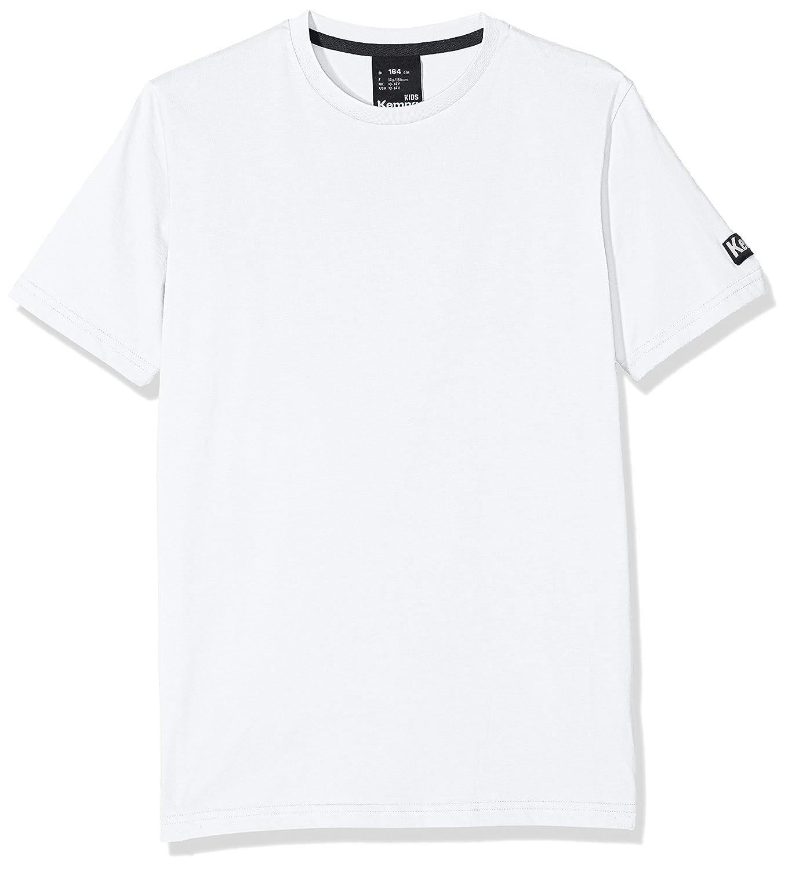 TALLA 164. Kempa 200209101, Camiseta Infantil, Blanco, 164