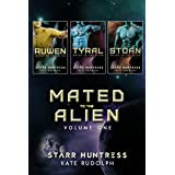 Mated to the Alien Volume One (Mated to the Alien Collection Book 1)