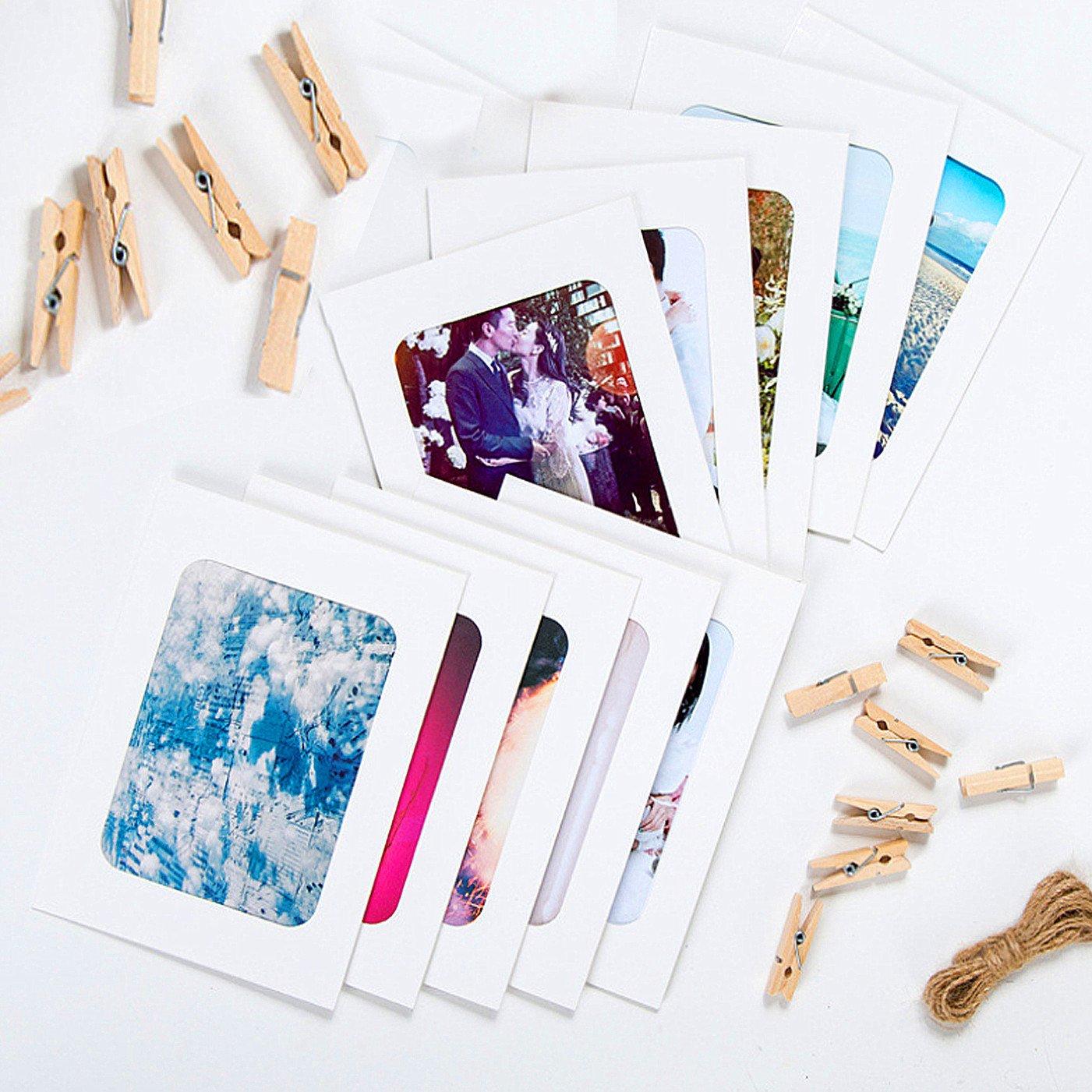 Ungewöhnlich 8x10 Papier Bilderrahmen Fotos - Benutzerdefinierte ...