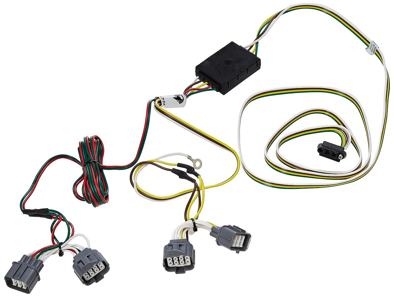 Curt 55585 Custom Wiring Harness Automotive Honda Pilot Trailer Module