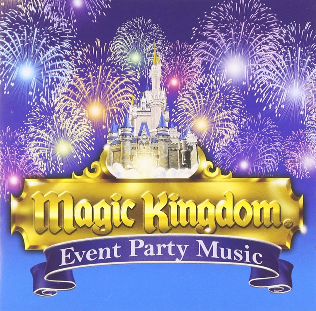 disney various disney magic kingdom event party music cd amazoncom music - Halloween Party Music Torrent