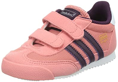 f89e1f01e087d2 adidas Unisex Kids  Dragon Cf I Gymnastics Shoes Multicolour Size  8.5K UK  Child