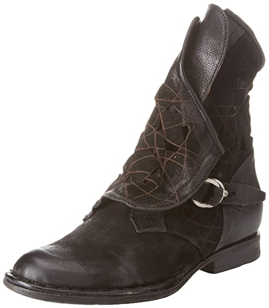 A.S.98 Blazer, Rangers Boots Femme, Noir (Nero 101 6002), 36 EU