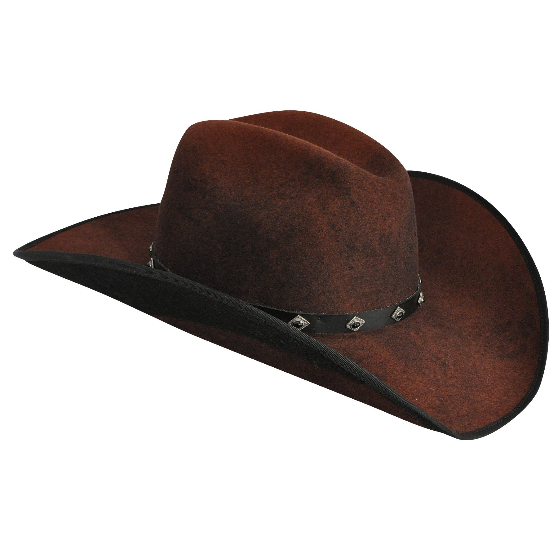 Bailey Western Female Renegade By Bailey Cadence Western Hat Light Bay 7 1/8 by RENEGADE by Bailey Western