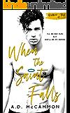 When the Saint Falls: A High School Bully Romance (Westbrook three Book 1)